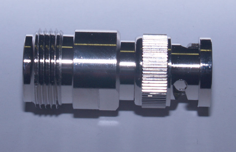 BNC Male to SO239 [PL259 Female] Adapter