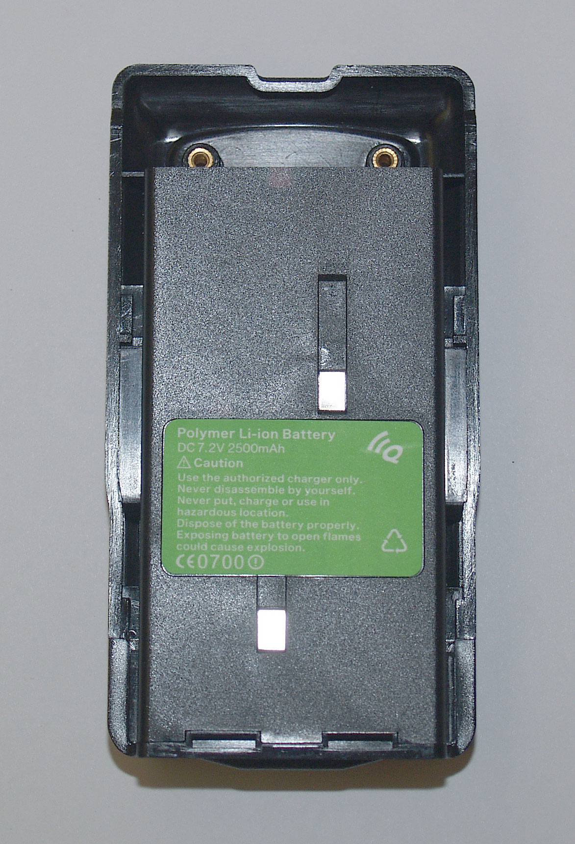 Spare Battery for Quansheng TG-007