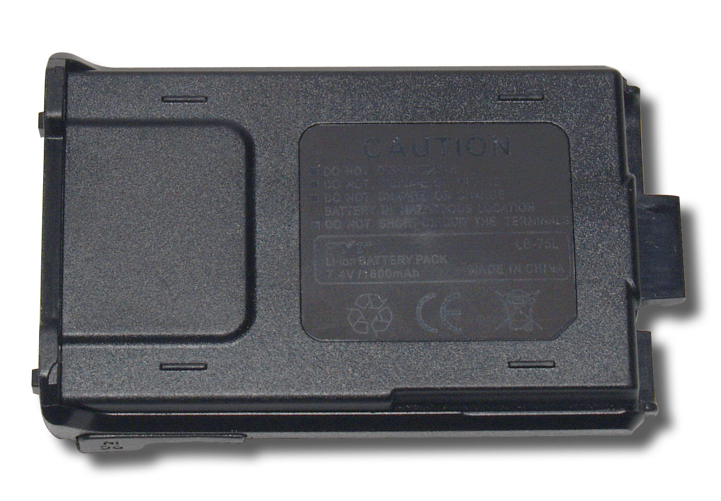 Spare Battery for TYT TH-UVF8D