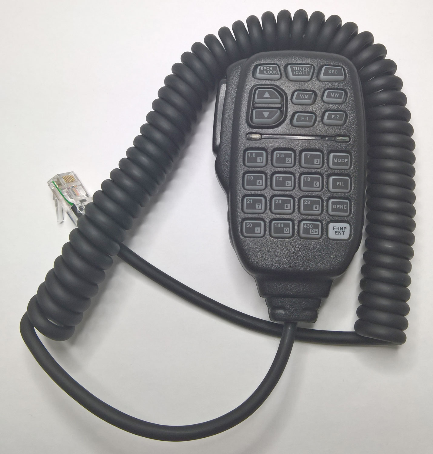 Replacement microphone for Xiegu G90 & X5105 transceivers