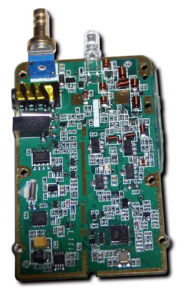 Main PC Board for Vero Telecom UV-X4 & Baofeng UV-3R Mk 2 handheld transceivers