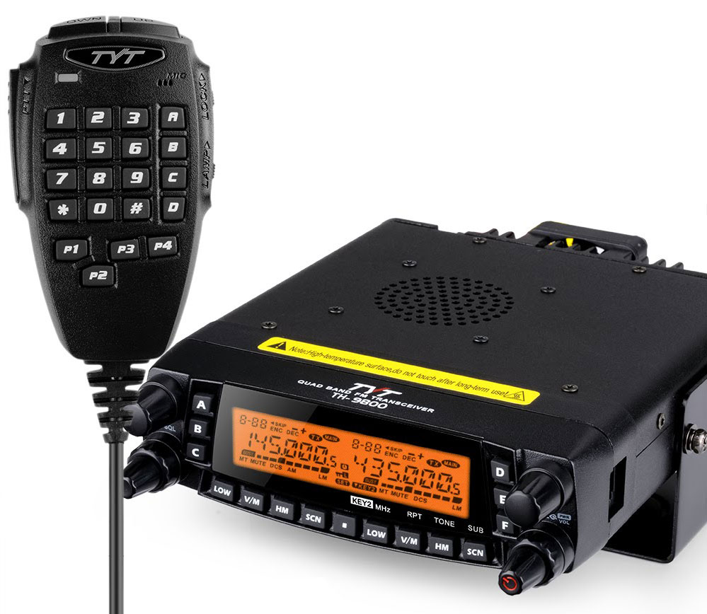 TYT TH-7800 Dual band 2m/70cm Mobile Transceiver