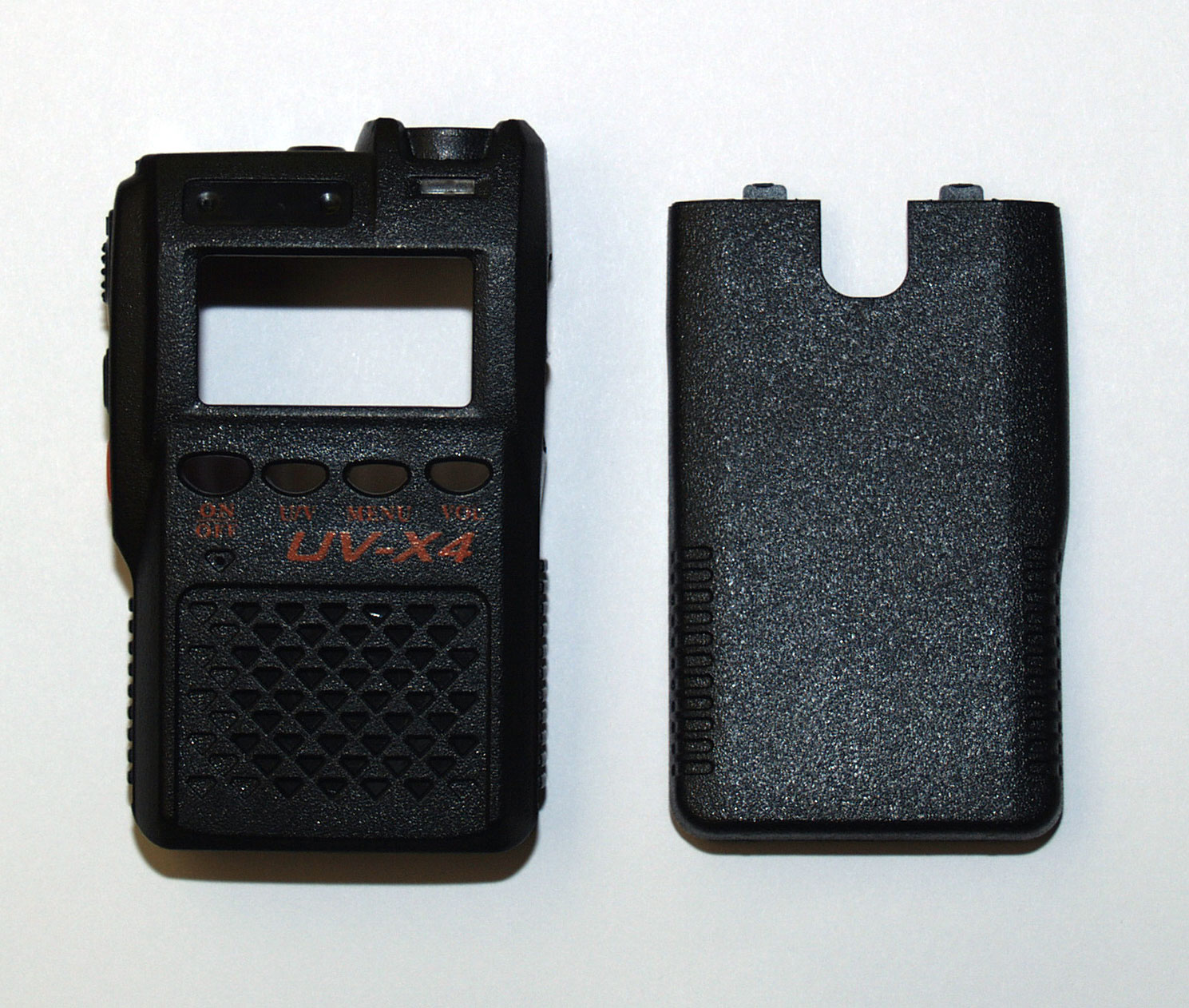 Black Outer Housing for Vero Telecom UV-X4 transceiver