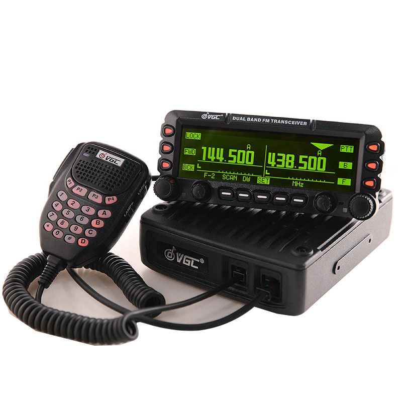 Vero VR-6600 PRO Dual-band Mobile Transceiver with remote head