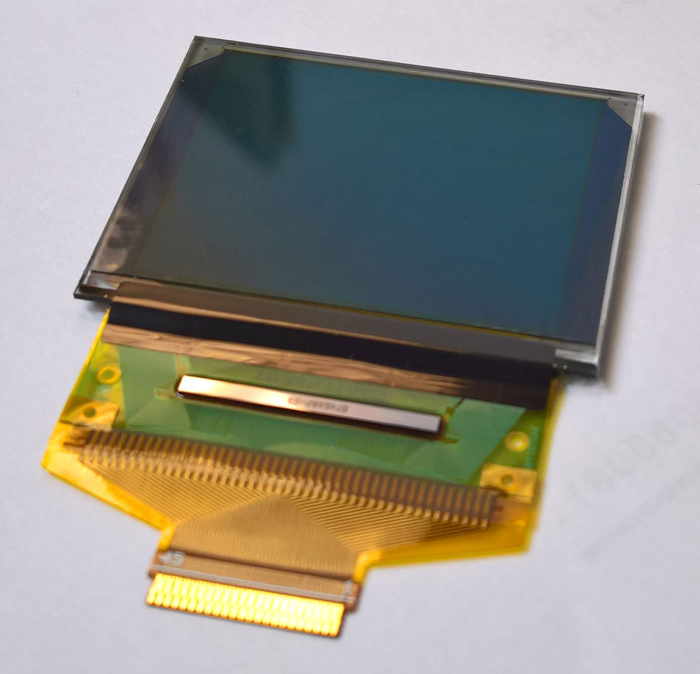 OLED Display panel for X108G-OD models